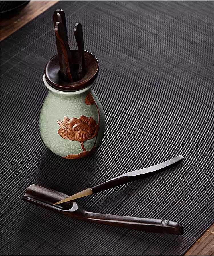 Фото приборов для чайной церемонии